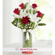 Güzel Güller ve Lilyumlar